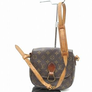 Auth Louis Vuitton Saint Cloud Mm #1156L19